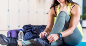 Обувь женская для фитнеса
