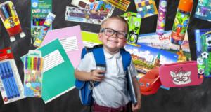 Собрать ребенка в школу