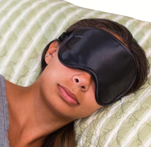 как выбрать маску для сна